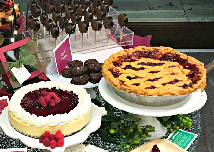 The desserts at Whole Food Market are impossible to resist!