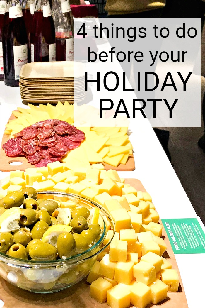 These tips for holiday entertaining will help make your holidays go smoothly. Do the prep work ahead of time and delegate whatever you can!