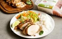 Cilantro lime chicken, a healthy dinner recipe