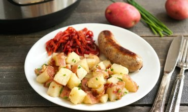 Instant Pot German Potato Salad
