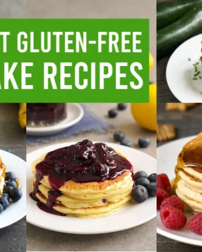 Collection of gluten free pancake recipes