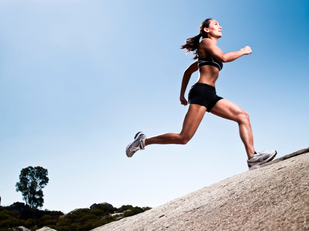 athlete-running-1024x764 5 Super Foods to FUEL and RECOVER from Grueling Workouts