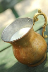 kefir-in-copper-pitcher-199x300 The 4th of my Lost and Forgotten Sacred Healing Food Series:   Cultured Dairy