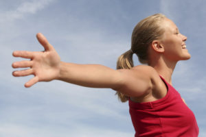 women-stretching-arms-out-in-happiness-300x200 5 Tips For Fitting In Exercise Into Your Busy Life