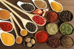 spices-300x199 How to cure a cold with GARLIC! and other Home Remedies.....