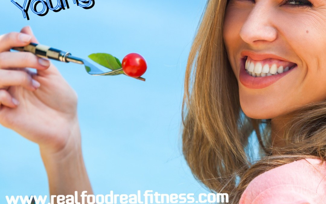 REAL Food Beauty Secrets for Glowing, Radiant, Younger looking Skin!