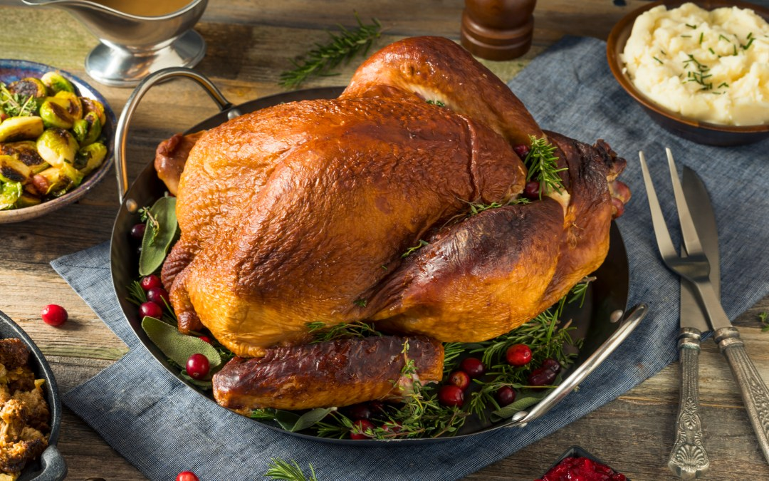 Your (easy) Guide to the ULTIMATE FLAVORFUL Thanksgiving Turkey!