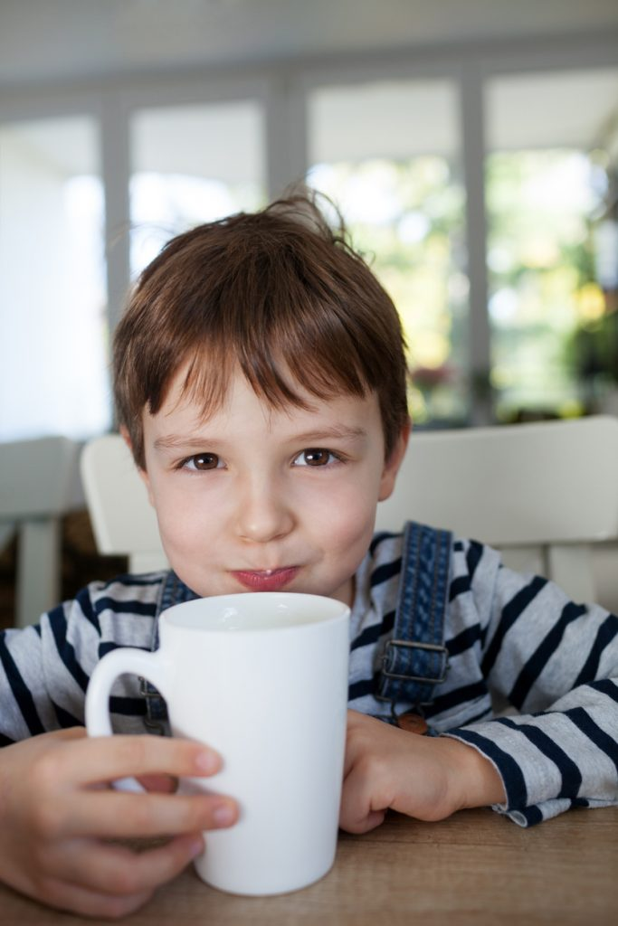 boy-with-milk-drink--683x1024 What Do I Feed My Child Who Refuses to Eat Breakfast?