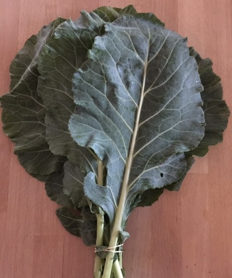 Collard Greens - Real Foods Farm - Wimberley, Texas