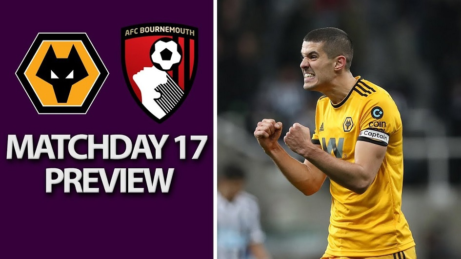 Wolves vs Bournemouth 2018/19 Match Preview