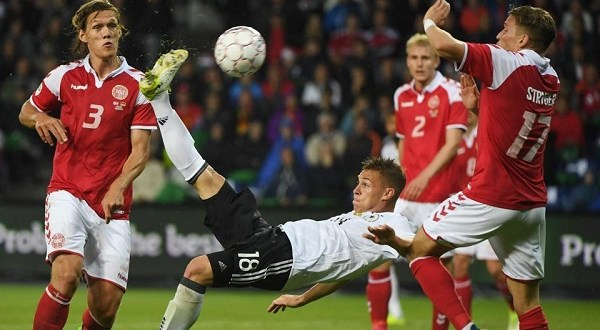 Germany Draw With Denmark In Confederations Cup Warm Up