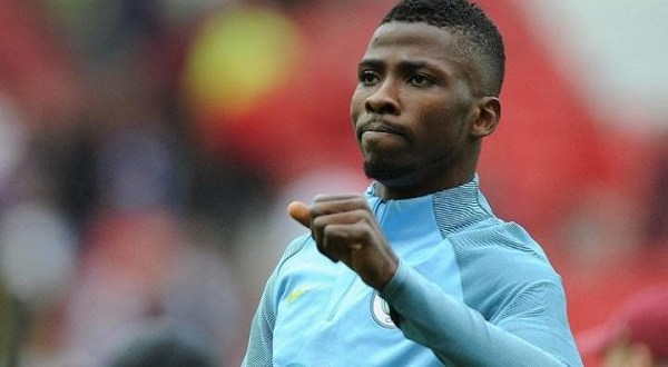 Manchester City Want A Buy-Back Option On Kelechi Iheanacho