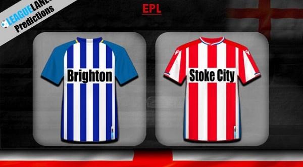 Brighton vs Stoke – Pre Match Stats