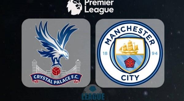 Crystal Palace Vs Manchester City Pre Match Stats