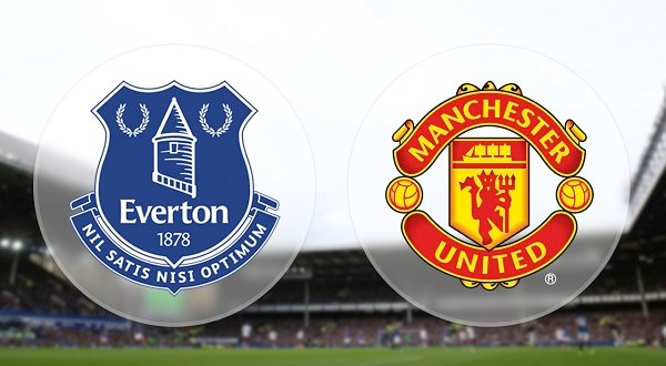 Image result for everton vs manchester united