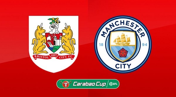 Bristol City vs Manchester City – Carabao Cup Match Preview