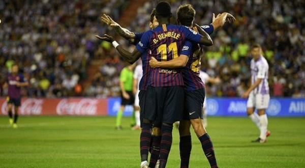 Barcelona vs Real Valladolid - La Liga Preview