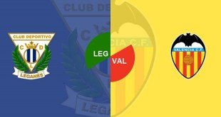 Leganes vs Valencia - La Liga Preview