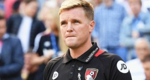 That's Howe For Now At Bournemouth