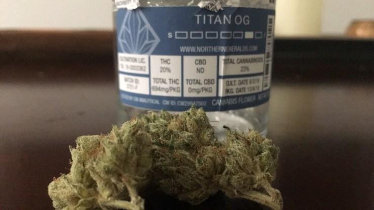 titan og