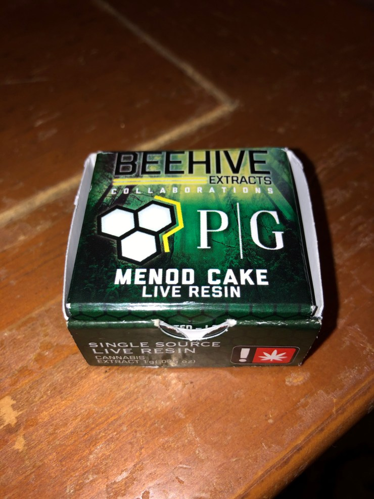 Mendo Cake Live Resin