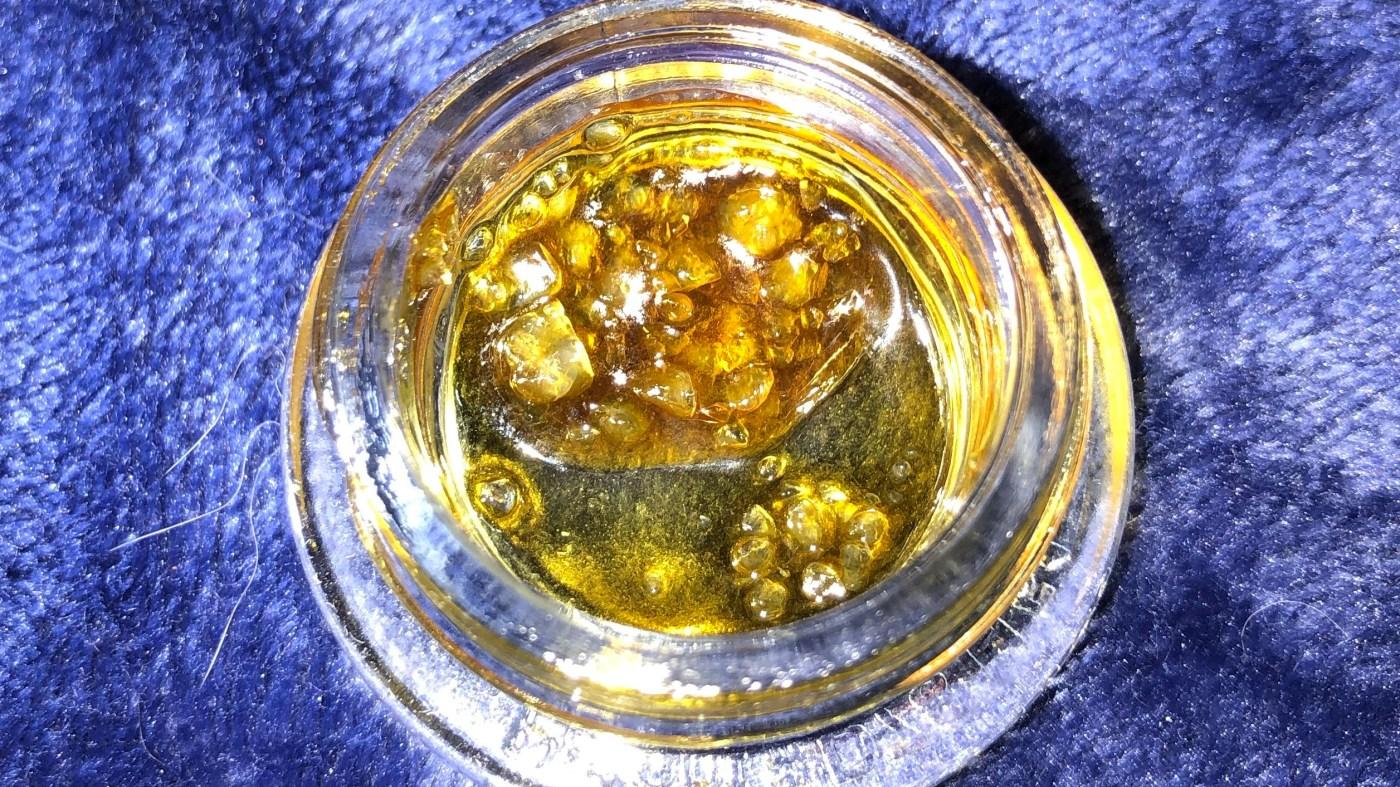 Blue Hawaiian Rocks & Sauce