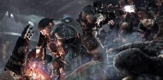 Gears of War Beta