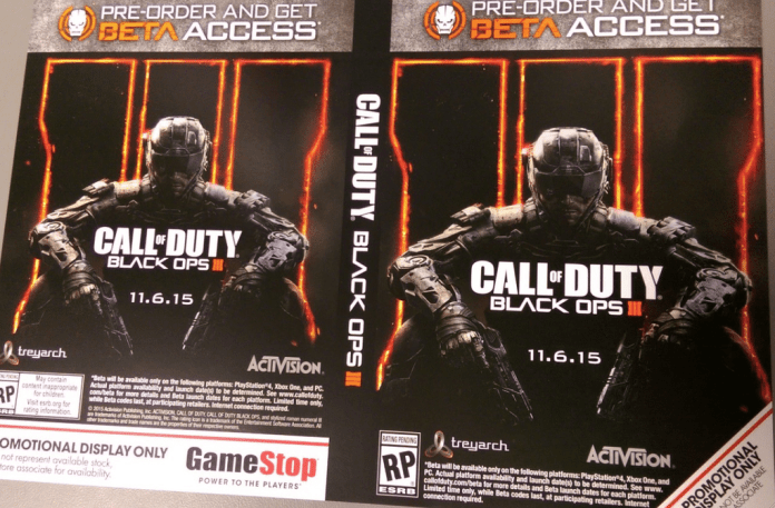 BETA testing leaked for Black Ops 3?