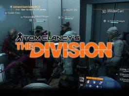 the division, glitch, exploit, cheat