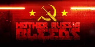 Mother Rusia Bleeds