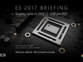 E3 Press Conference