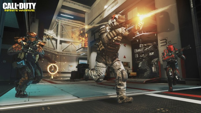Call of Duty: Infinite Warfare underperformed, which probably contributed to the Activision layoffs