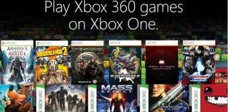6 new games available for backwards compatibility