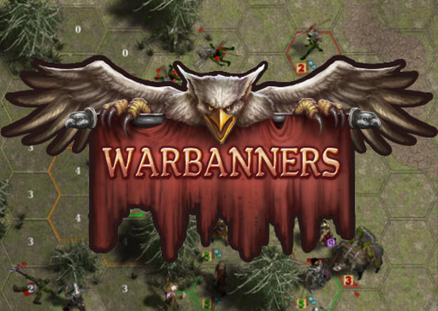 The Official Logo for WarBanners