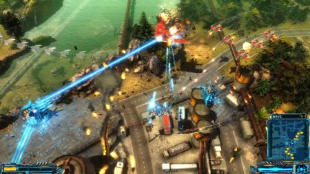X-Morph: Defense features dynamic environments