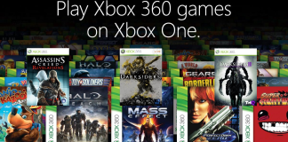 Three new games come to Xbox One backwards compatibility