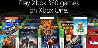 Three new games join the backwards compatible library