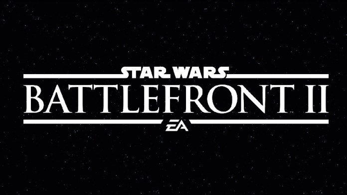 Star Wars: Battlefront II First Look on April 15th