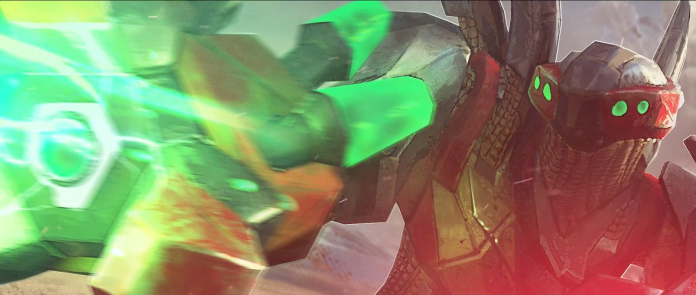Halo Wars 2 Colony Leader Announced