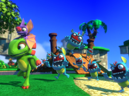 Yooka-Laylee is Joining the Xbox Play Anywhere Program