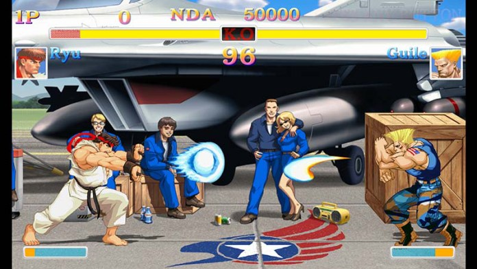 Ultra Street Fighter II
