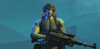 Who is Rogue Trooper?