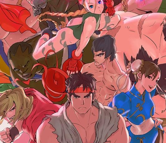 Ultra Street Fighter II