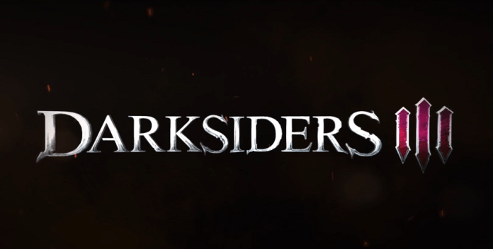 Darksiders 3 officially announced