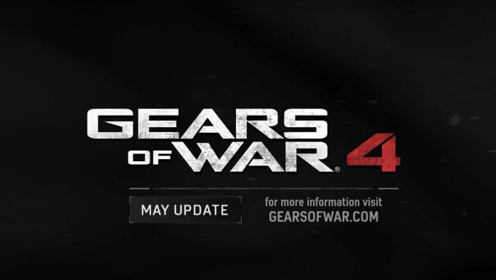 Gears of War 4 May Update
