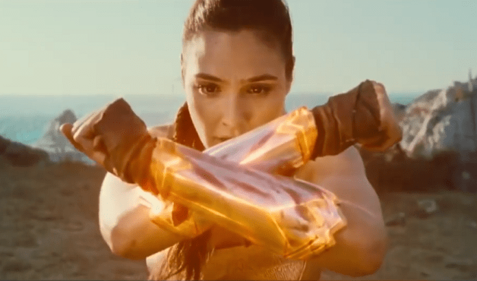 New Wonder Woman Trailer