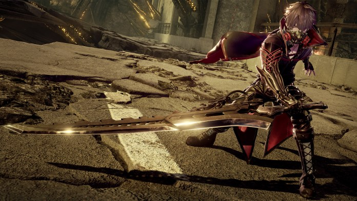 E3 2017 Microsoft Press Conference Code Vein