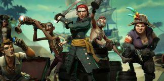 E3 2017 Sea of Thieves