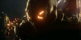 announced - Anthem