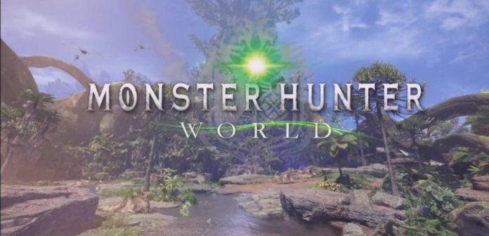 E3 2017 Monster Hunter World